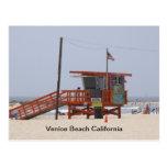 IMG_8962, playa California de Venecia Tarjeta Postal