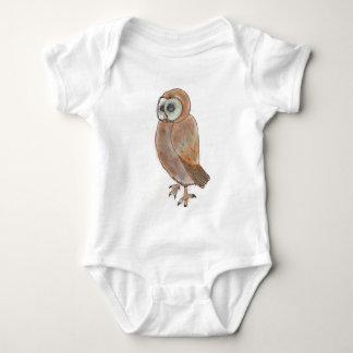 IMG.owl Baby Bodysuit