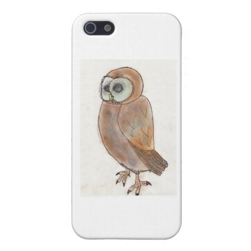 IMG.owl iPhone 5 Protectores