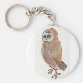 IMG.owl Keychain