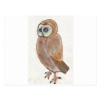 IMG.owl Postcard