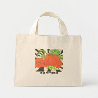 IMGA0115, nice tomatoes Mini Tote Bag