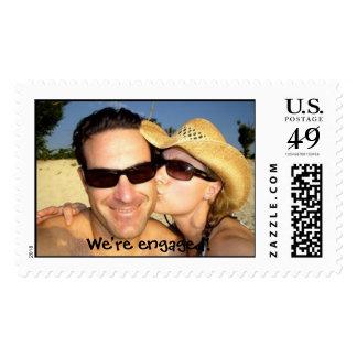 IMGP0098, We're engaged! Postage
