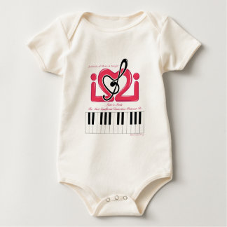 IMI Logo baby clothes Rompers