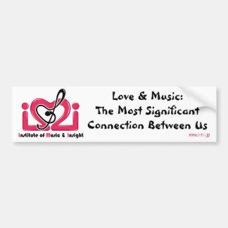 IMI-logo Bumper Stickers