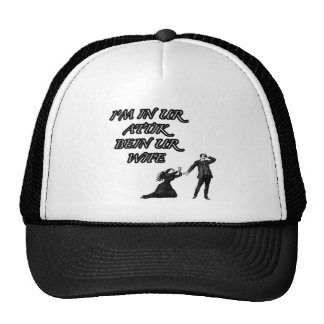 Iminurattik Trucker Hats