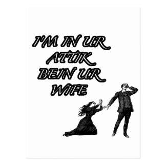 Iminurattik Postcard