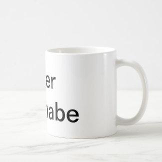 imitador 1%er taza de café