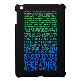 Imitate Christ's Humility Philippians 2:5-11 iPad Mini Cases