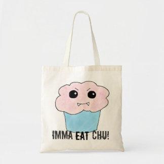 ¡Imma come a Chu! Bolsa Tela Barata