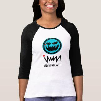 immaBEAST logo T-Shirt