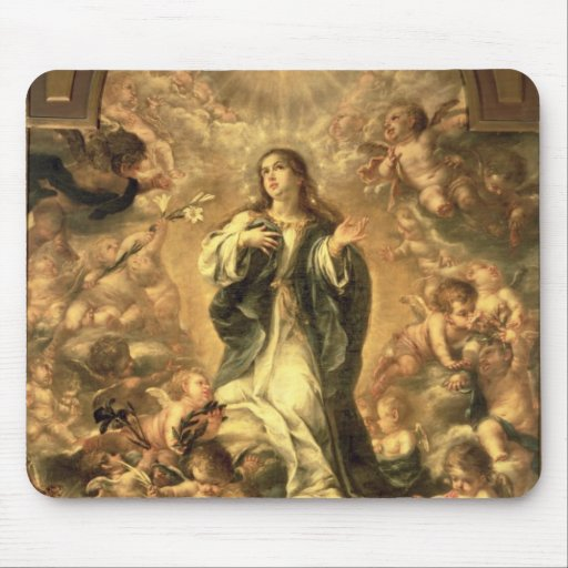Immaculate Conception, 1670-1672 Mouse Pad