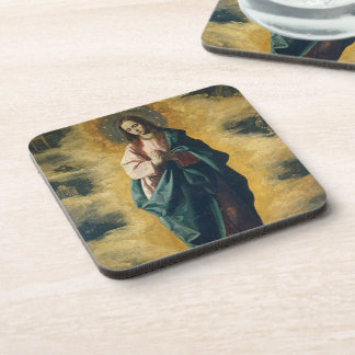 'Immaculate Conception' Beverage Coaster