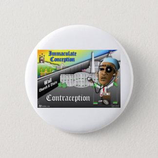 Immaculate Conception Button