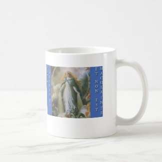 Immaculate Conception Classic White Coffee Mug