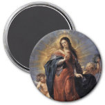 Immaculate Conception Fridge Magnet