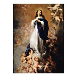 Immaculate Conception Invitation