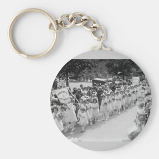 Immaculate Conception, Mary Procession: 1923 Keychain