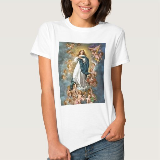 Immaculate Conception of Mary T-shirt