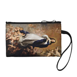 Immaculate Conception of Virgin Mary Change Purse