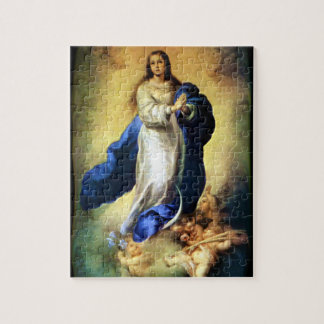 Immaculate Conception of Virgin Mary - Murillo Puzzle