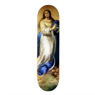 Immaculate Conception of Virgin Mary - Murillo Skateboards
