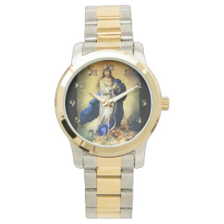Immaculate Conception of Virgin Mary - Murillo Watch