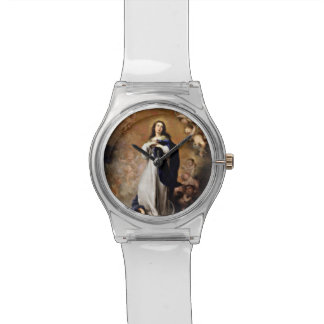 Immaculate Conception of Virgin Mary Wristwatch