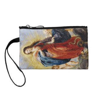 Immaculate Conception Peter Paul Rubens painting Coin Purse