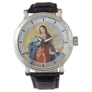 Immaculate Conception Peter Paul Rubens painting Watch