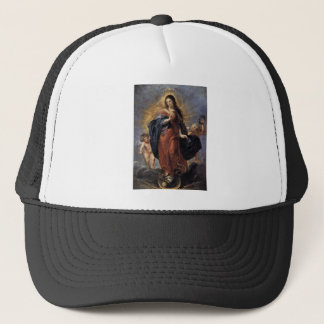Immaculate Conception - Peter Paul Rubens Trucker Hat