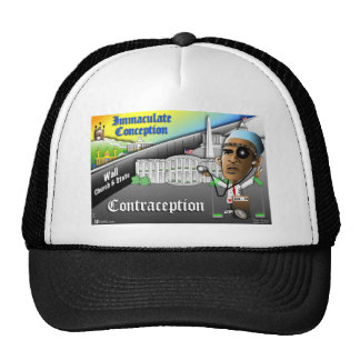 Immaculate Conception Trucker Hat