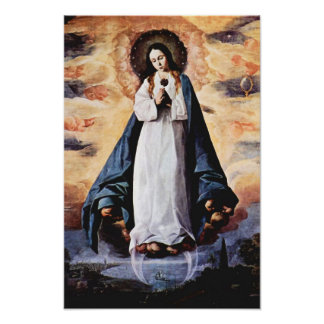 Immaculate Conception Virgin Mary Assumption 08 Poster