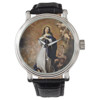 Immaculate Conception Wristwatch