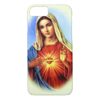 Immaculate Heart of Blessed Virgin Mary iPhone 8/7 Case