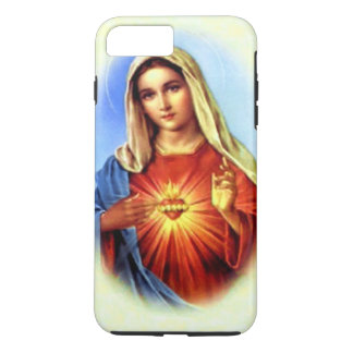 Immaculate Heart of Blessed Virgin Mary iPhone 8 Plus/7 Plus Case