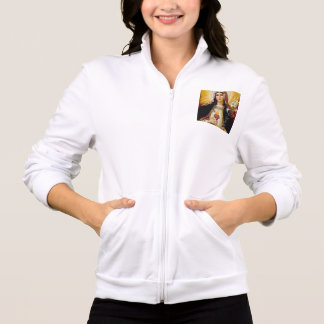 Immaculate heart of holy virgin Mary,mother of GoD Jacket