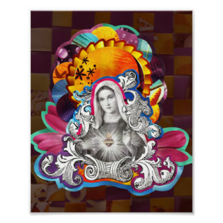 Immaculate Heart of Maria (Immaculate Heart) Poster