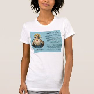Immaculate Heart of Mary Custom Shirt