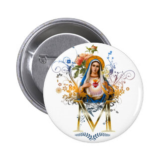 Immaculate Heart of Mary Pins