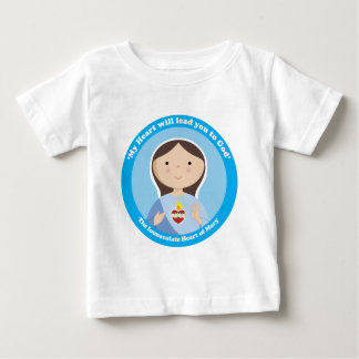 Immaculate Heart of Mary Tee Shirt