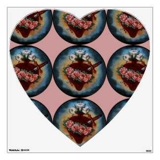 Immaculate Heart Of Mary Wall Sticker
