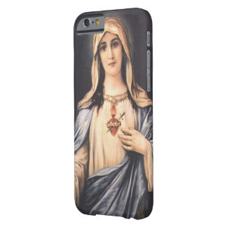 Immaculate Heart Virgin Mary Iphone 6 Barely There iPhone 6 Case