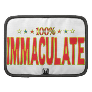 Immaculate Star Tag Planners