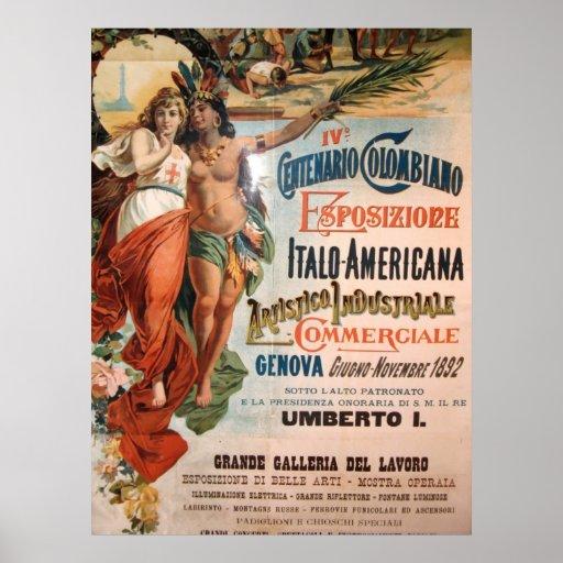 Immagine DA Génova, Italia. 1892 Impresiones