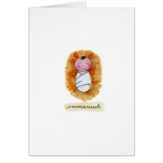 Immanuel Card