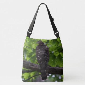 Immature Cooper's Hawk Crossbody Bag