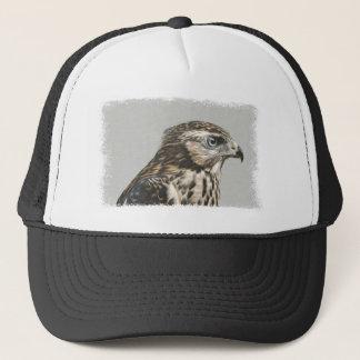 Immature Goshawk Trucker Hat