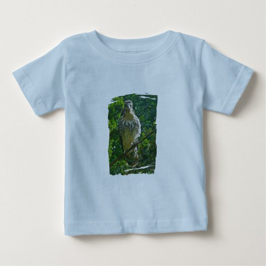 Immature Red Tailed Hawk Coordinating Items Baby T-Shirt