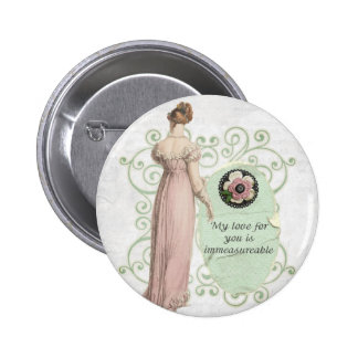 Immeasurable Love Pinback Buttons